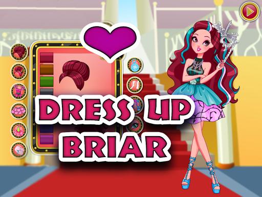 Dress up Briar