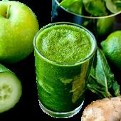 Nước trái cây xanh để giảm cân