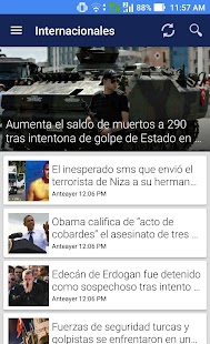 La Noticia Del Caribe- screenshot thumbnail