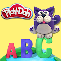 Play Doh Alphabet Animals - Learn ABC for Children icon