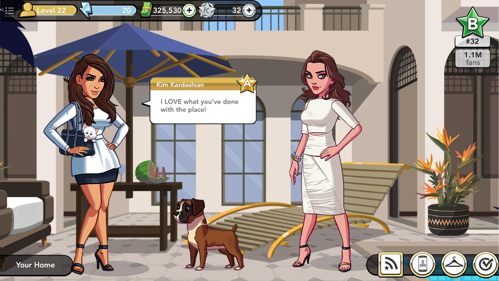 Kim kardashian hollywood apps para android no google play