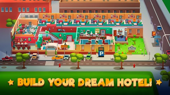 Hotel Empire Tycoon – Idle Game Manager Simulator MOD (Money) 4