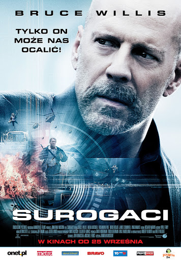 Polski plakat filmu 'Surogaci'