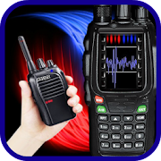 HD Radio Police Scanner