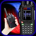 HD police scanner de Radio icon
