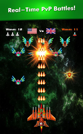 Galaxy Attack: Alien Shooter 5.66 screenshots 7