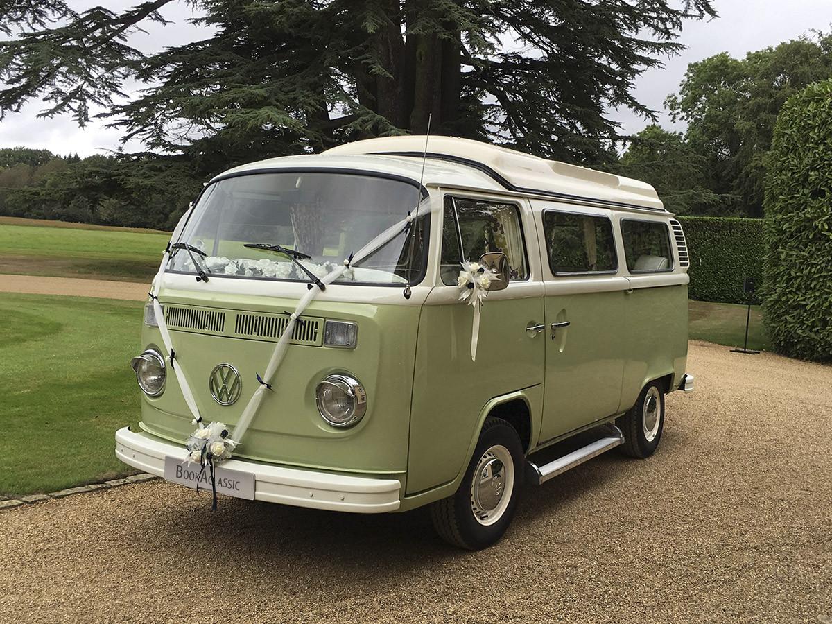 Volkswagen  Campervan Hire Marlow