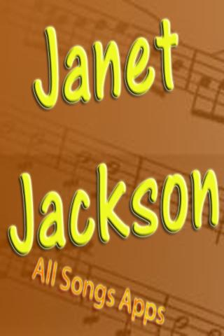 All Songs of Janet Jackson