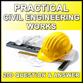 CIVIL ENGINEERING PRACTICAL QUESTIUON ANSWER 2018