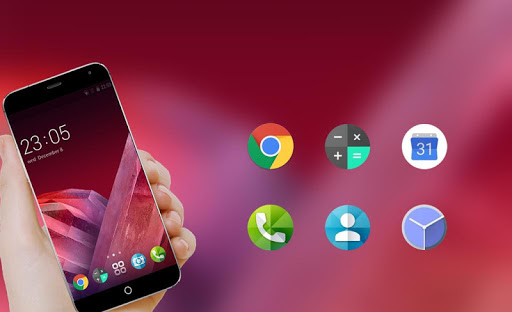 Theme for Moto Z2 Wallpaper & Icon 2.0.50 screenshots 4