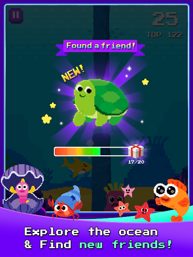 Baby Shark 8BIT : Finding Friends 1.0 screenshots 21