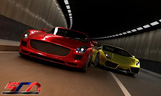 Sports Car Driver 3D - HD Super Exotic Payback - náhled