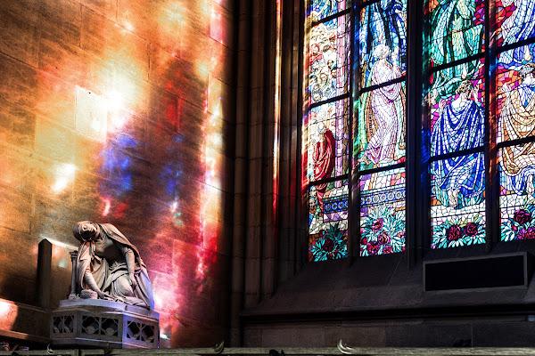 Praha  Interno della Cattedrale di NinoZx21