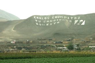 Photo: Campagne électorale