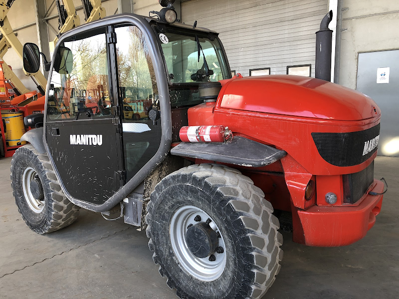 Picture of a MANITOU MLT523 TURBO EVOLUTION SC E3