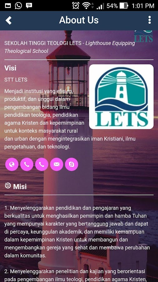 STT LETS- screenshot