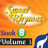 Sweet Rhymes Book B Volume 3