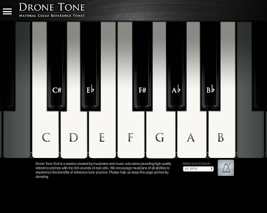 Drone Tone Tool- screenshot thumbnail