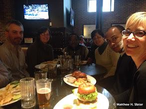 Photo: Final dinner/drinks at Henry's Tavern