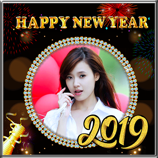 New Year Photo Frames 2019  New Year Greetings