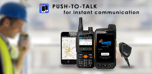 Azetti PTT - Walkie Talkie for business – Apps no Google Play