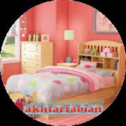Bedroom Design Girls icon