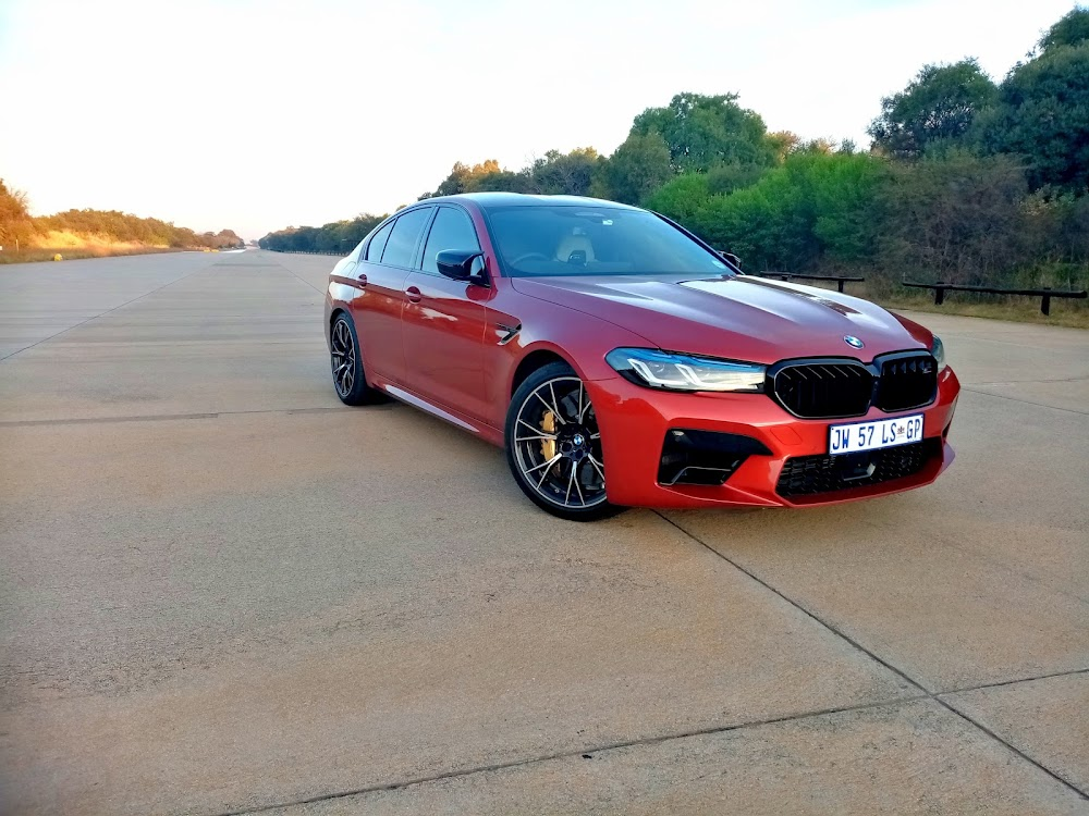 REVIEW   2021 BMW M5 Competition is a civilised riot