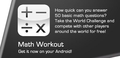 Brain Training - Math Workout - Apps on Google Play