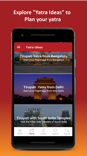 Tirupati Balaji Yatra by Travelkosh screenshots 2