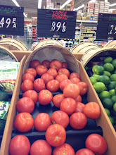 Photo: I needed beautiful red tomatoes for my Panini!