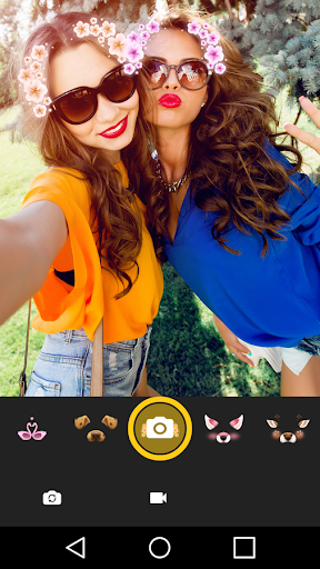 PIP Selfie Camera Photo Editor  screenshots 7