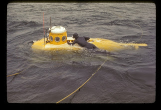 Photo: Perry PC-8 submersible (Photo Credit: R. Cooper/NOAA)