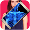 X-ray Scanner Body Parts Prank icon