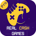 Real Coin Games and quiz Earn prizes and rewards icon