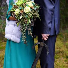 Wedding photographer Lyudmila Zagrebina (milana22). Photo of 26.10.2016