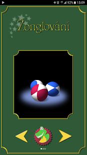 Žonglování LITE - náhled