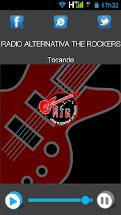 Rádio Alternativa The Rockers- screenshot thumbnail