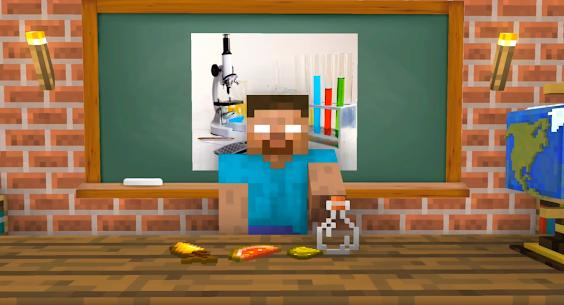 Monster School for Minecraft PE 2