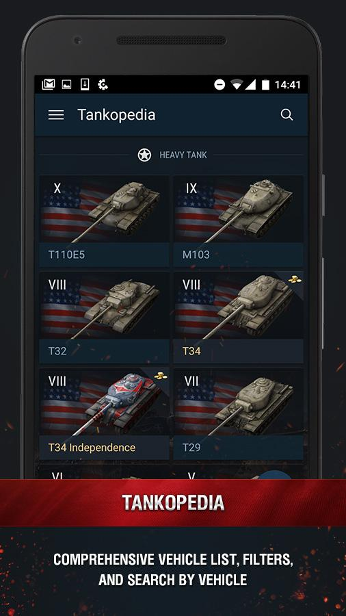World of Tanks Blitz Assistant- screenshot