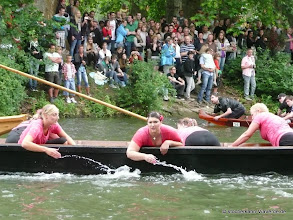 Photo: Das einzige Team das nur aus Frauen besteht, unter der Regie von Simone (rechts im Bild)!