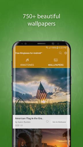 Free Ringtones for Androidu2122  screenshots 4