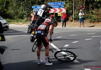Organisatie Ronde van Wallonië komt met excuses voor staat van wegdek na kritiek van renners