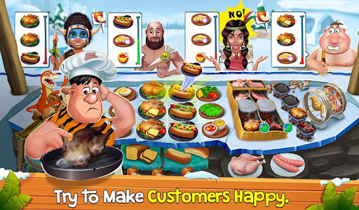Cooking Madness: Restaurant Chef Ice Age Game 2.3 screenshots 14