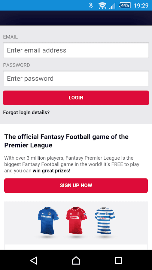 Fantasy Premier League EPL- screenshot