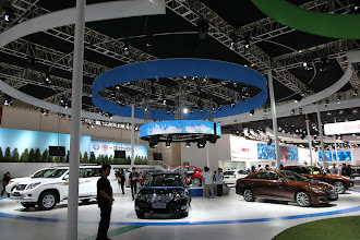 Photo: Toyota Booth