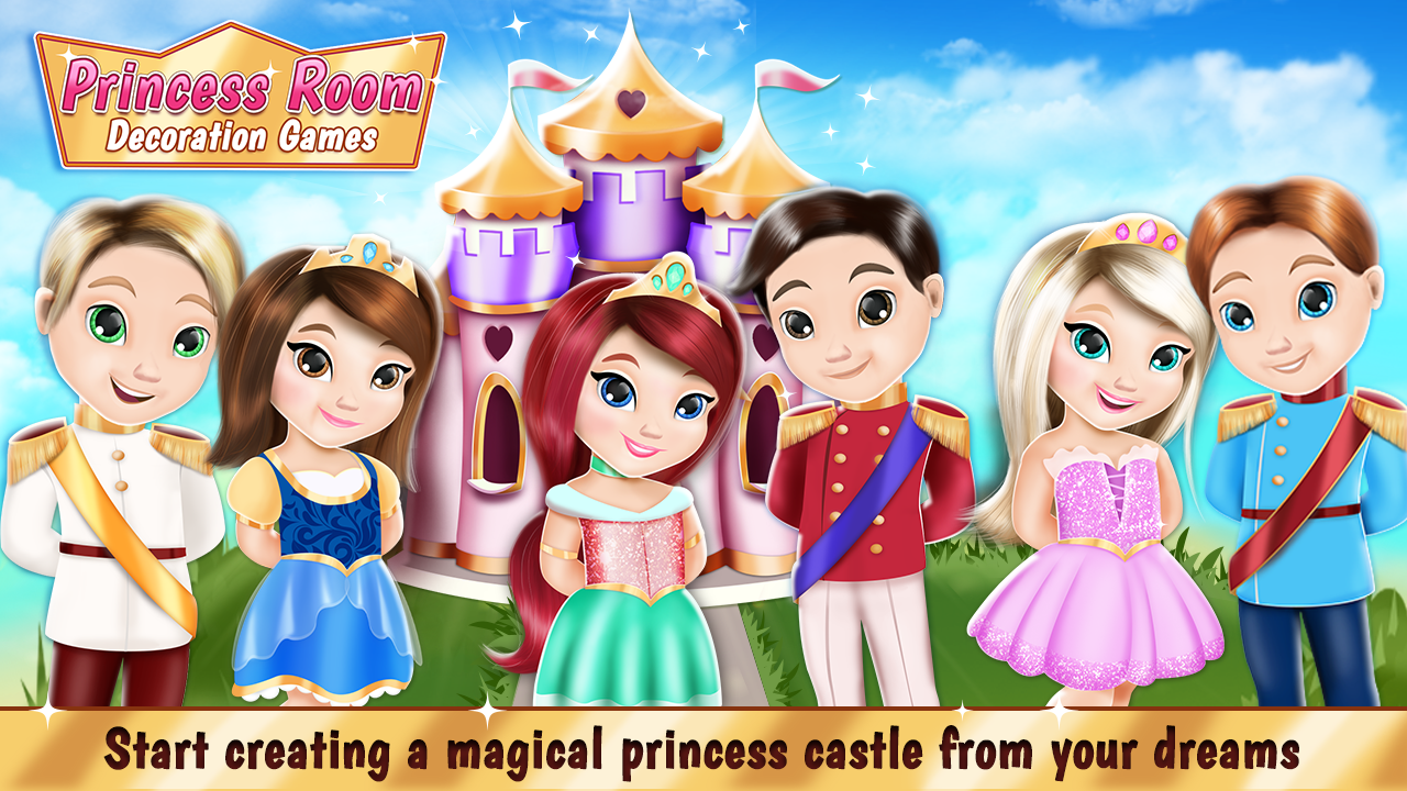 Princess Bedroom Decoration Games Princess Room Decoration Games Android Apps On Google Play