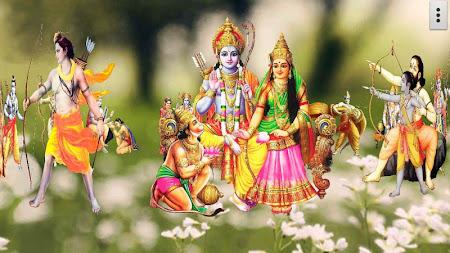 4d Shri Ram Live Wallpaper 30 Apk Free Personalization Application