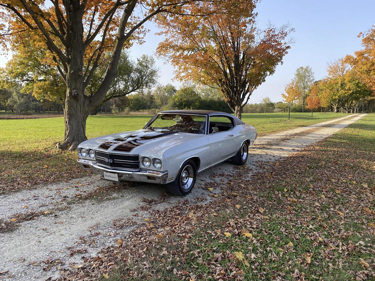 Chevrolet Chevelle Hire Carpentersville