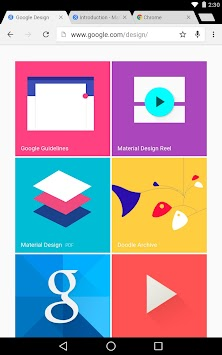 Chrome Canary (inestable) APK screenshot thumbnail 9