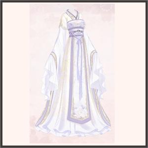 絶世の美女<ドレス>
